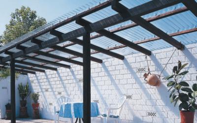 Guttacryl WABE – najkvalitetnejše valovite prozorne plošče na tržišču